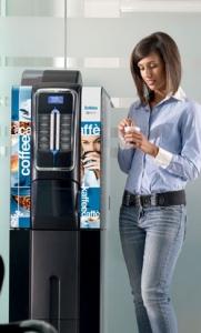 Foto de máquina de café