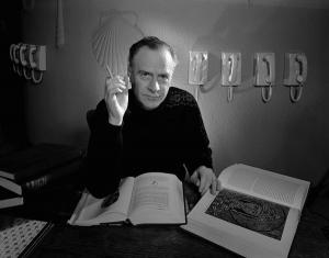 Fotografía de McLuhan