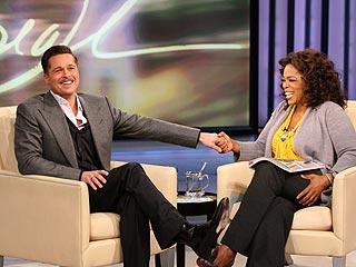 Brad and Oprah